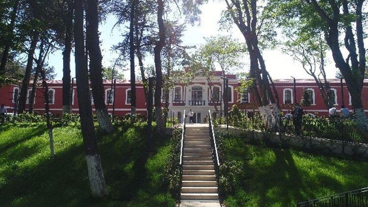 Tarihi Hadımköy Askeri Hastanesi ilk hastalarını almaya başladı
