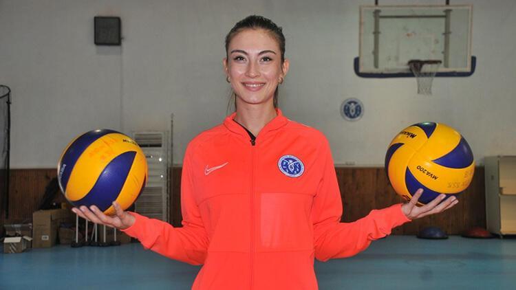 Aydın Büyükşehir Belediyespor, Ecem Alıcı'yı takımda tuttu