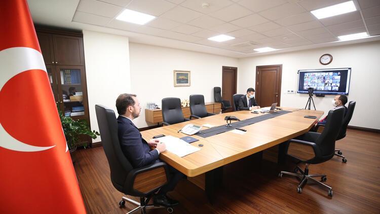 Albayrak OECD Bakanlar Konseyi toplantısına katıldı