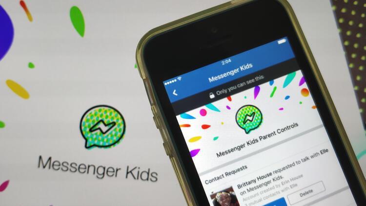 Facebook, Messenger Kids uygulamasını Türkiye'ye getirdi