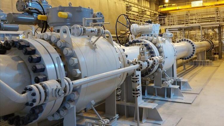 TANAP'tan Türkiye'ye 6 milyar metreküp gaz!