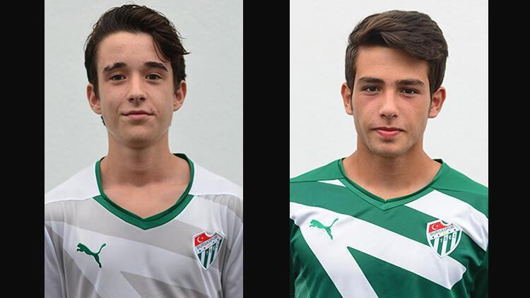 Başakşehir'in gözü bu sezon da Bursaspor'un gençlerinde Zeynullah ile Tayfun...