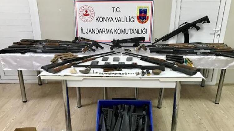 2 ildeki 'silah kaçakçılığı' operasyonunda 3 tutuklama