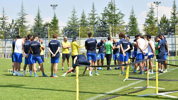 Ankaragücü'nde Gaziantep FK mesaisi sürüyor