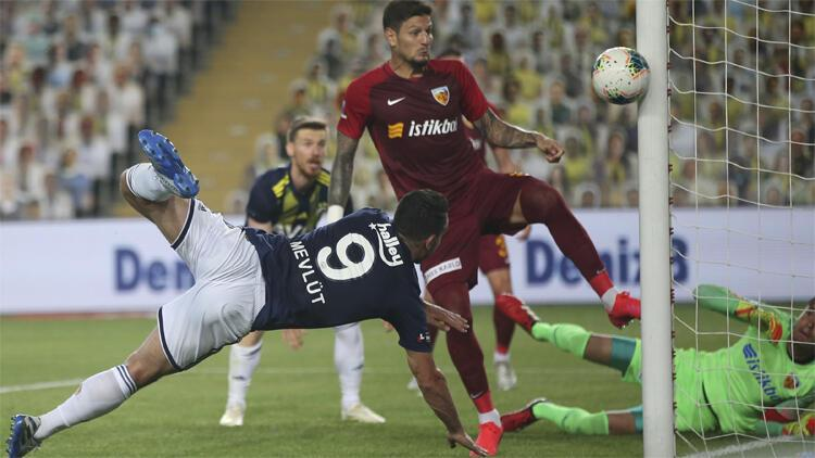 Son Dakika | Fenerbahçe, Kayserisporu 2 dakikada geçti (Maçın özeti)