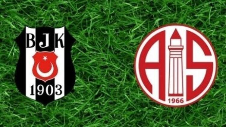 Beşiktaş Antalyaspor maçı ne zaman, saat kaçta, hangi kanalda?