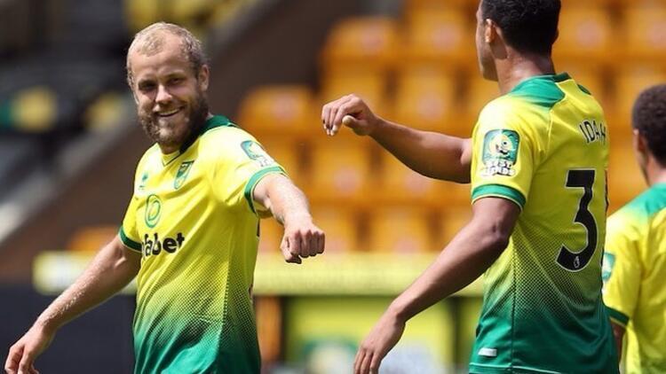 Premier Ligde büyük şok Norwich Cityde corona virüs...