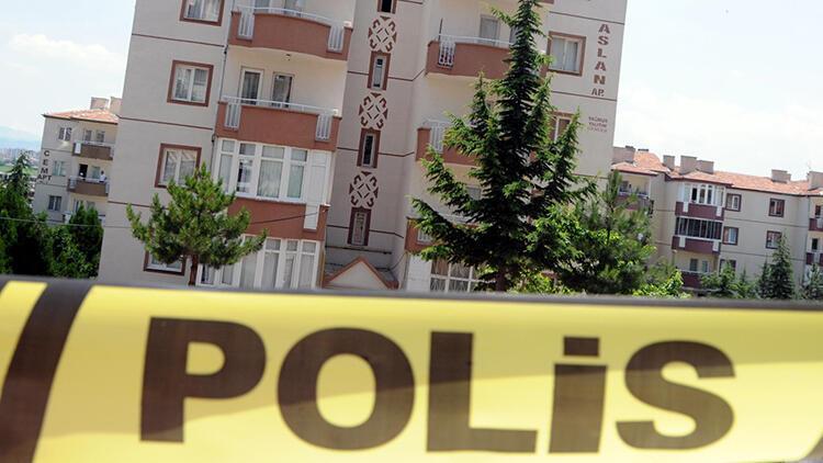 Kayseri'de, 150 nüfuslu sokağa koronavirüs karantinası