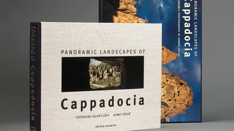 Çok özel Kapadokya kitabı için fırsat