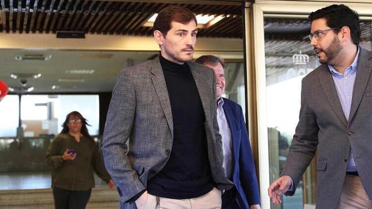 Iker Casillas, federasyon başkanlığı adaylığından geri çekildi