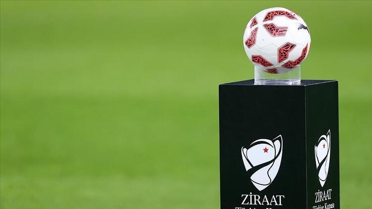 Ziraat Türkiye Kupası maçları ne zaman? Maç programı belli oldu!