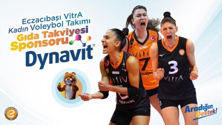 Eczacıbaşı VitrA'ya yeni sponsor: Dynavit