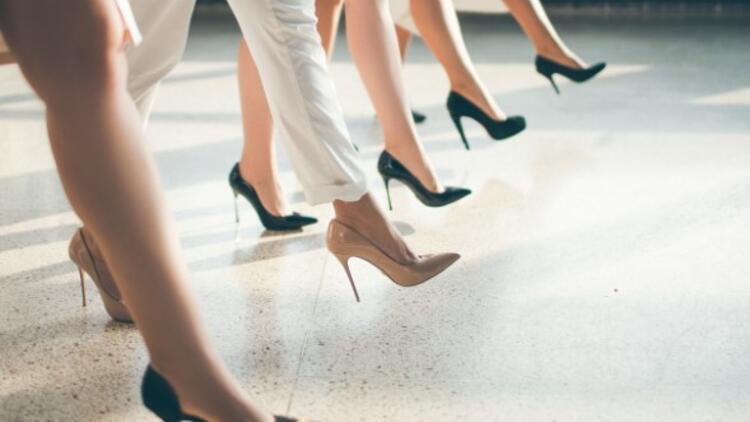 Yüksek Topuklu Ayakkabıların Yol Açtığı Hastalıklar