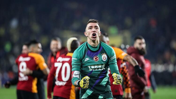 Son dakika! Galatasaray'dan Fernando Muslera mesajı