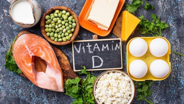 Hangi Yiyecekler D Vitamini Almayı Hızlandırır?