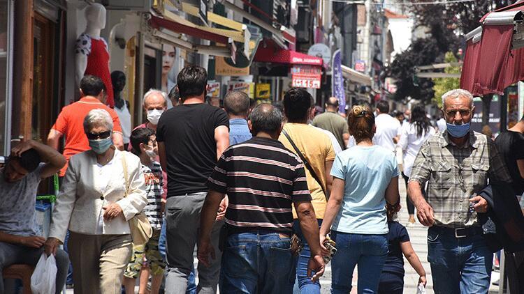 Edirne'de bazı caddelere maskesiz giriş yasaklandı
