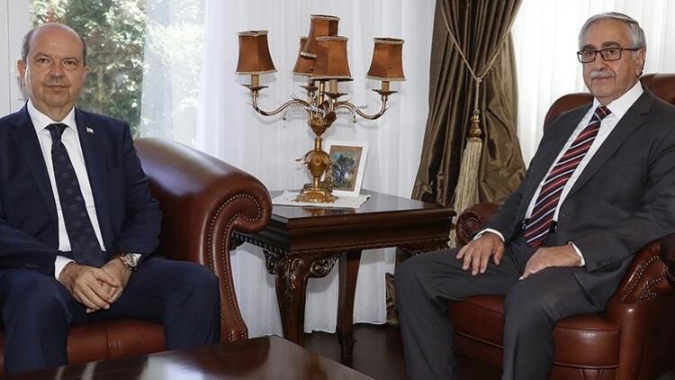 KKTC Cumhurbaşkanı Akıncı'dan yeni kabine listesine veto geldi