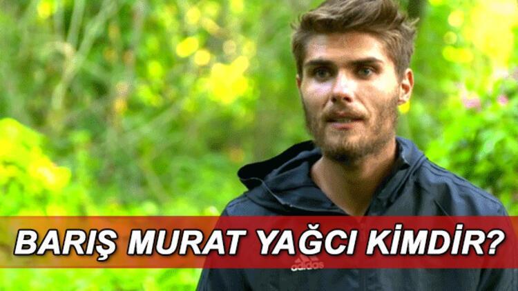 Survivor Barış Murat Yağcı kimdir, kaç yaşında? İşte Barış Murat Yağcı'nın oynadığı diziler