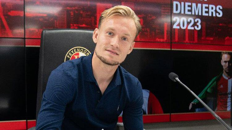 Feyenoord, Mark Diemers'i transfer etti