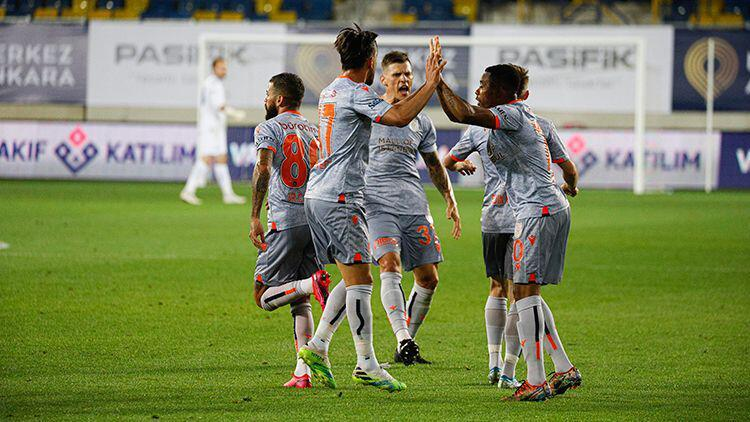 Ankaragücü 1-2 Başakşehir