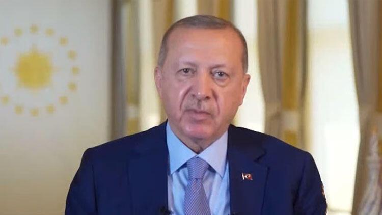 Cumhurbaşkanı Erdoğan'dan önemli açıklamalar: Biz ayrım yapmadan herkese kucak açtık