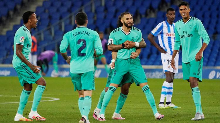 Real Sociedad 1-2 Real Madrid