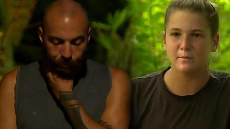 Survivor'da eleme adayı Nisa oldu ortalık karıştı - Nisa ve Sercan arasında neler oluyor? Survivor yeni bölüm fragmanında şoke eden sözler