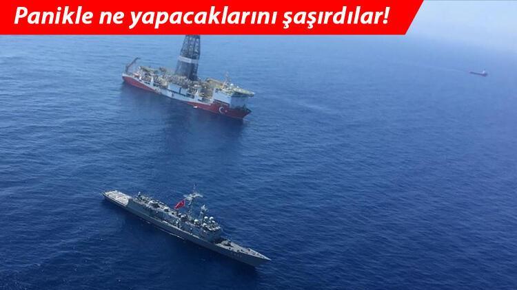 Son dakika haberi: Rum kesiminden çağrı.. Türkiye'yi engelleyecek donanma kur