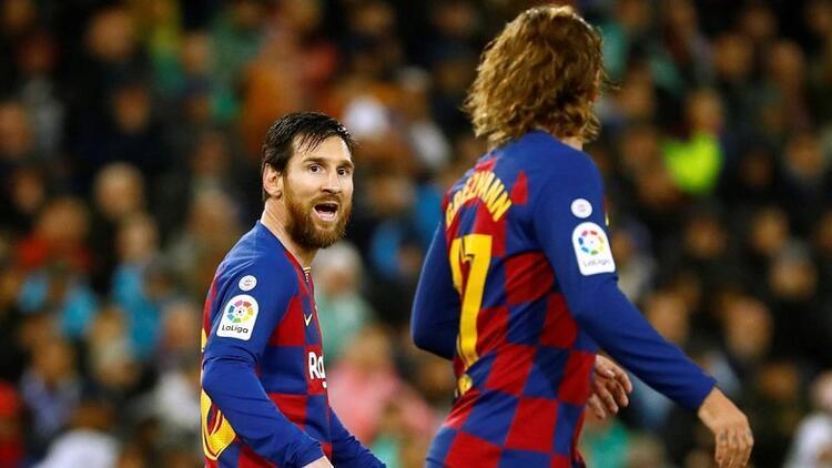 Barcelona idmanında şok kavga! Lionel Messi...