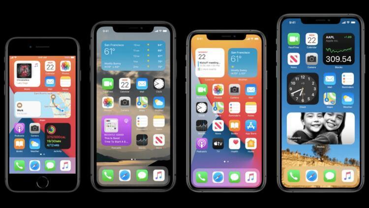iOS 14: İşte Apple'ın iPhone'ları değiştirecek yeni işletim sistemi