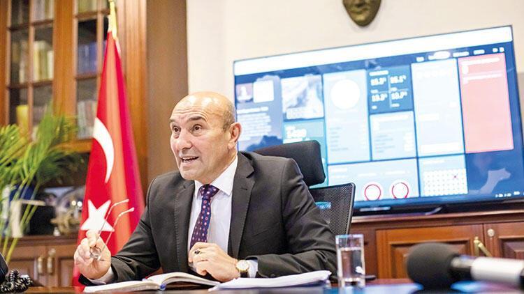 Son dakika haberler: Soyer'in bayrak ve para açıklaması tepki çekti... İzmir tartışması