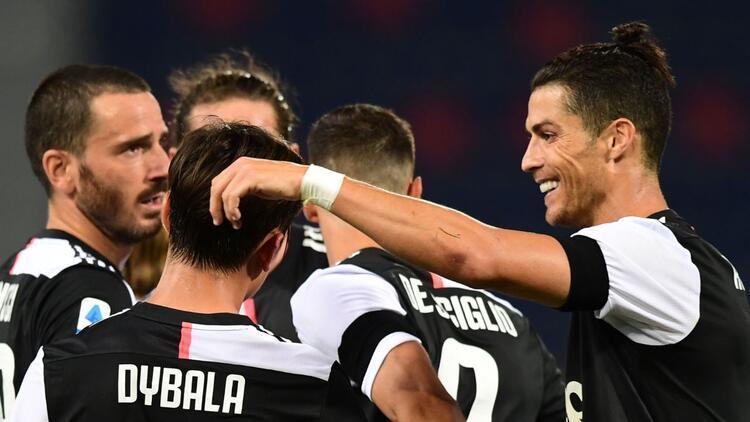 Juventus, Serie A'ya galibiyetle döndü
