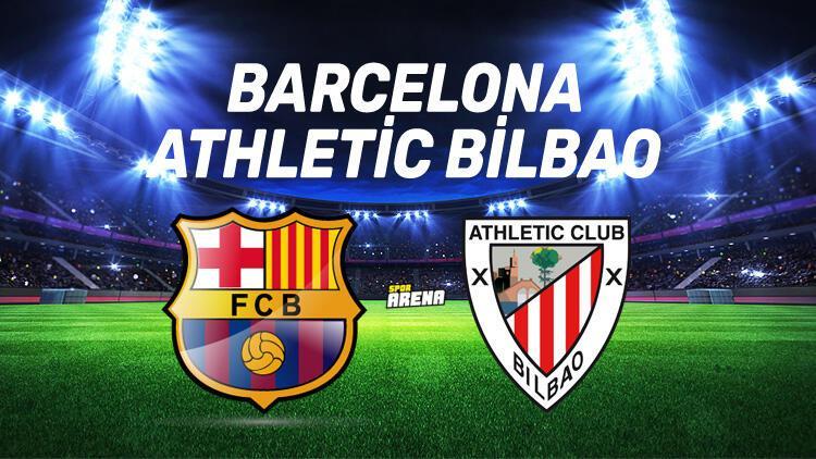 Barcelona Athletic Bilbao maçı ne zaman saat kaçta hangi kanalda?