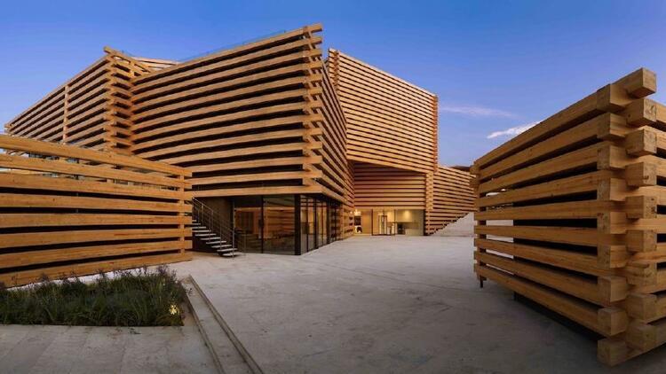 Odunpazarı Modern Müze ziyarete açılıyor