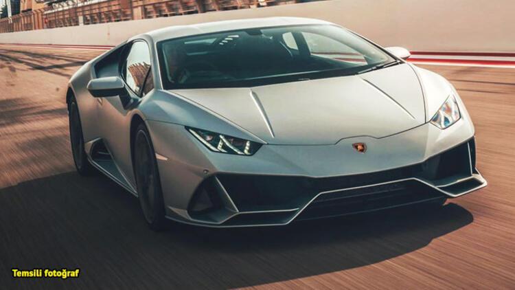 Sosyal yardım alan aile, Lamborghini...