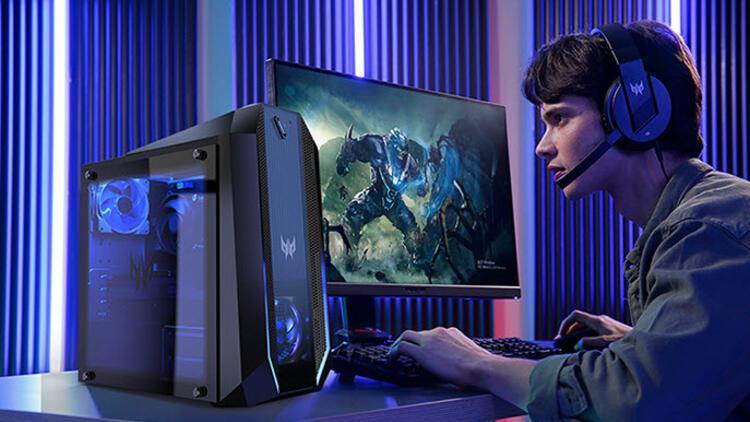 Acer, yeni oyun ekosistemini görücüye çıkardı