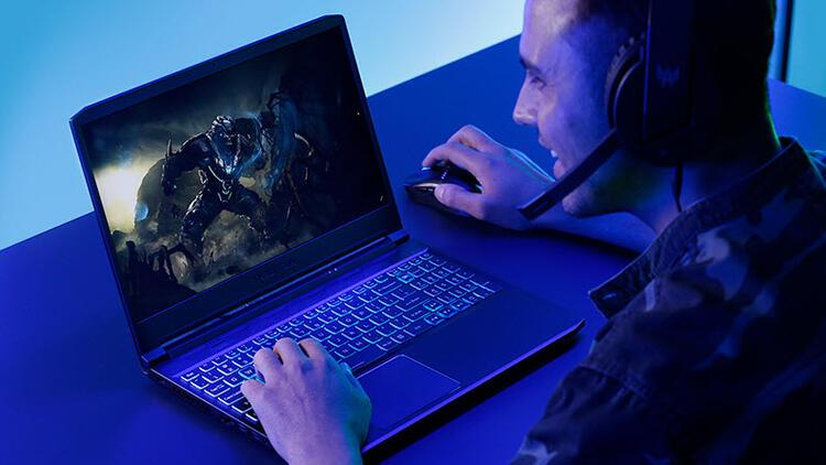 Acer, yeni oyuncu dizüstü bilgisayarlarını tanıttı