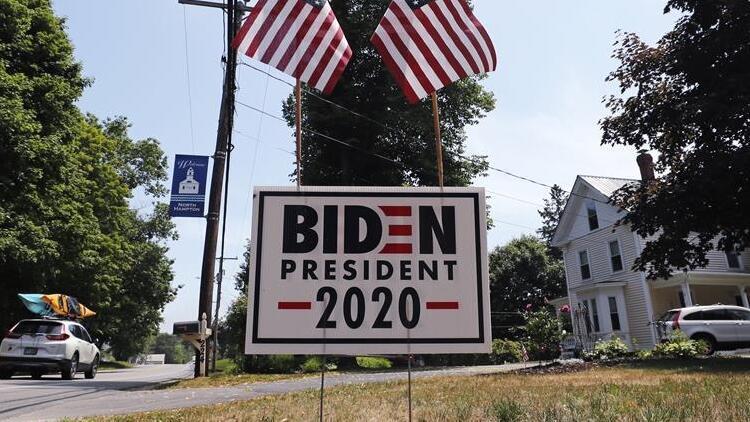 Joe Biden ABD'nin Kentucky eyaletindeki ön seçimleri kazandı
