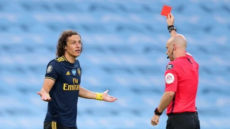 Arsenal, David Luiz ile sözleşme yeniledi! Fenerbahçe iddiası vardı...
