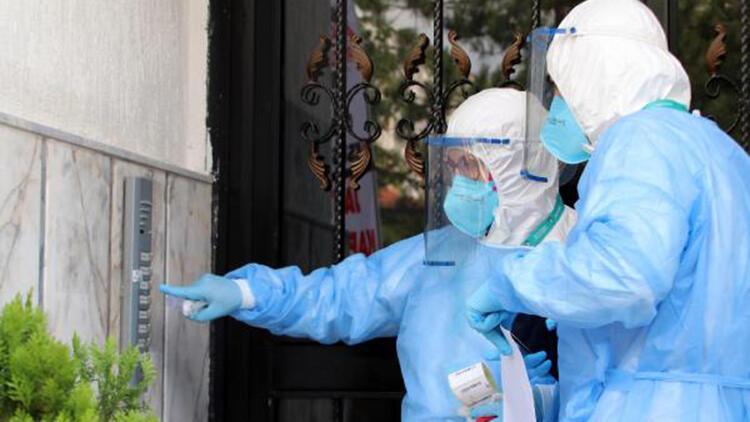 Eskişehir'de PCR ve antikor testleri devam ediyor