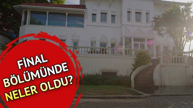 Zalim İstanbul 39. final bölümü kesintisiz ve tam izle