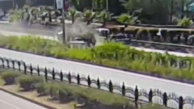 Rize'de baba ve oğlunun öldüğü kaza mobesede