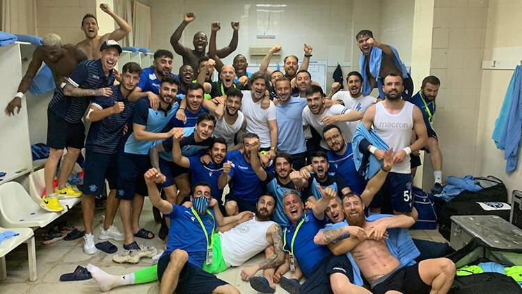 Adana Demirspor'da hedef Giresun galibiyeti