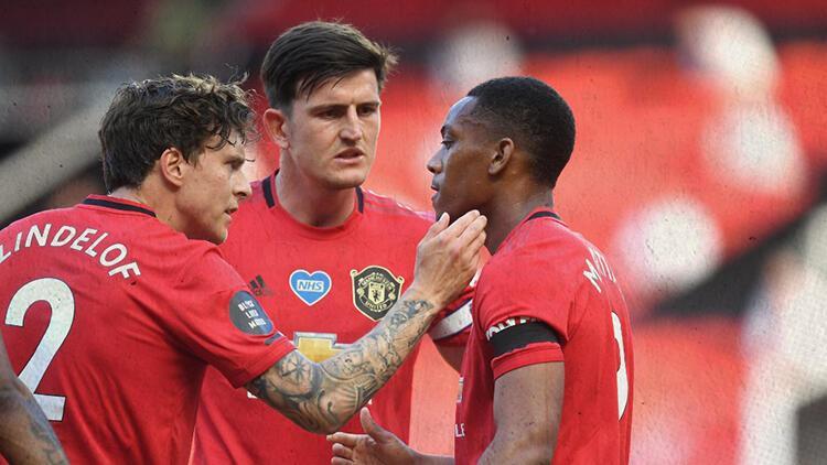 Manchester United 3-0 Sheffield United | Maçın özeti ve golleri