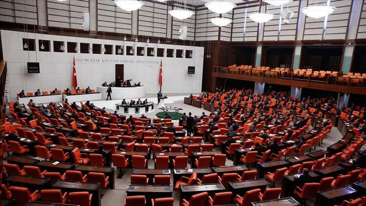 Son dakika haberi: Meclis'te yeni koronavirüs önlemleri!