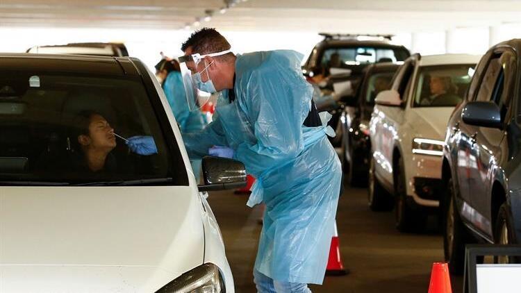 Avustralya koronavirüs yüzünden zor durumda