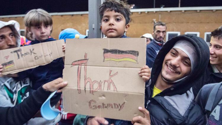 Almanya'nın genç nüfusunu göçmenler dengeliyor