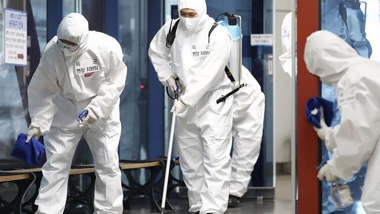Son 24 saatte Çin'de 19, Güney Kore'de 28 yeni koronavirüs (Covid-19) vakası saptandı