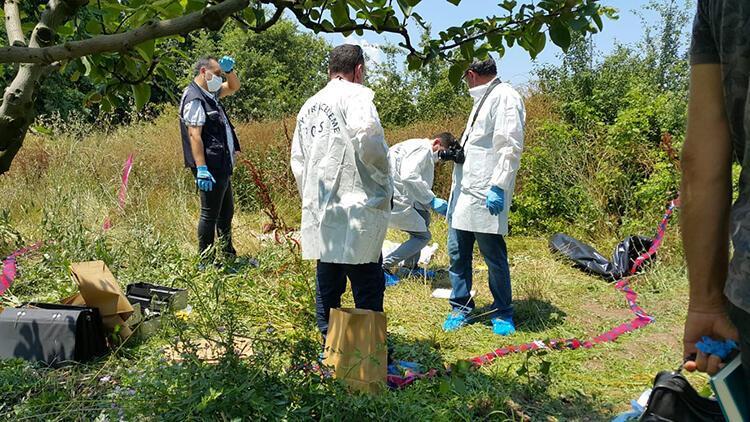 Tarlada bulunan ceset, emekli polise ait çıktı
