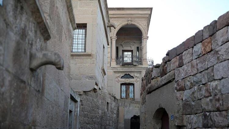 Mimar Sinan'ın doğduğu Ağırnas tarihi dokusuna uygun hale getirilecek